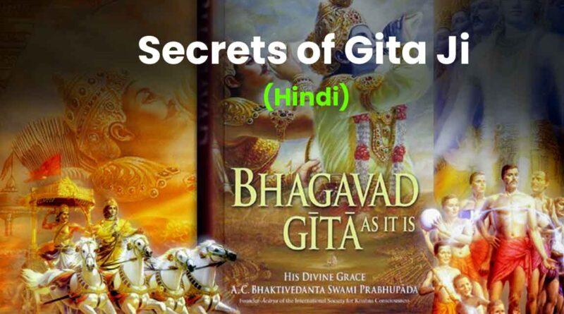 Secrets of Gita Ji